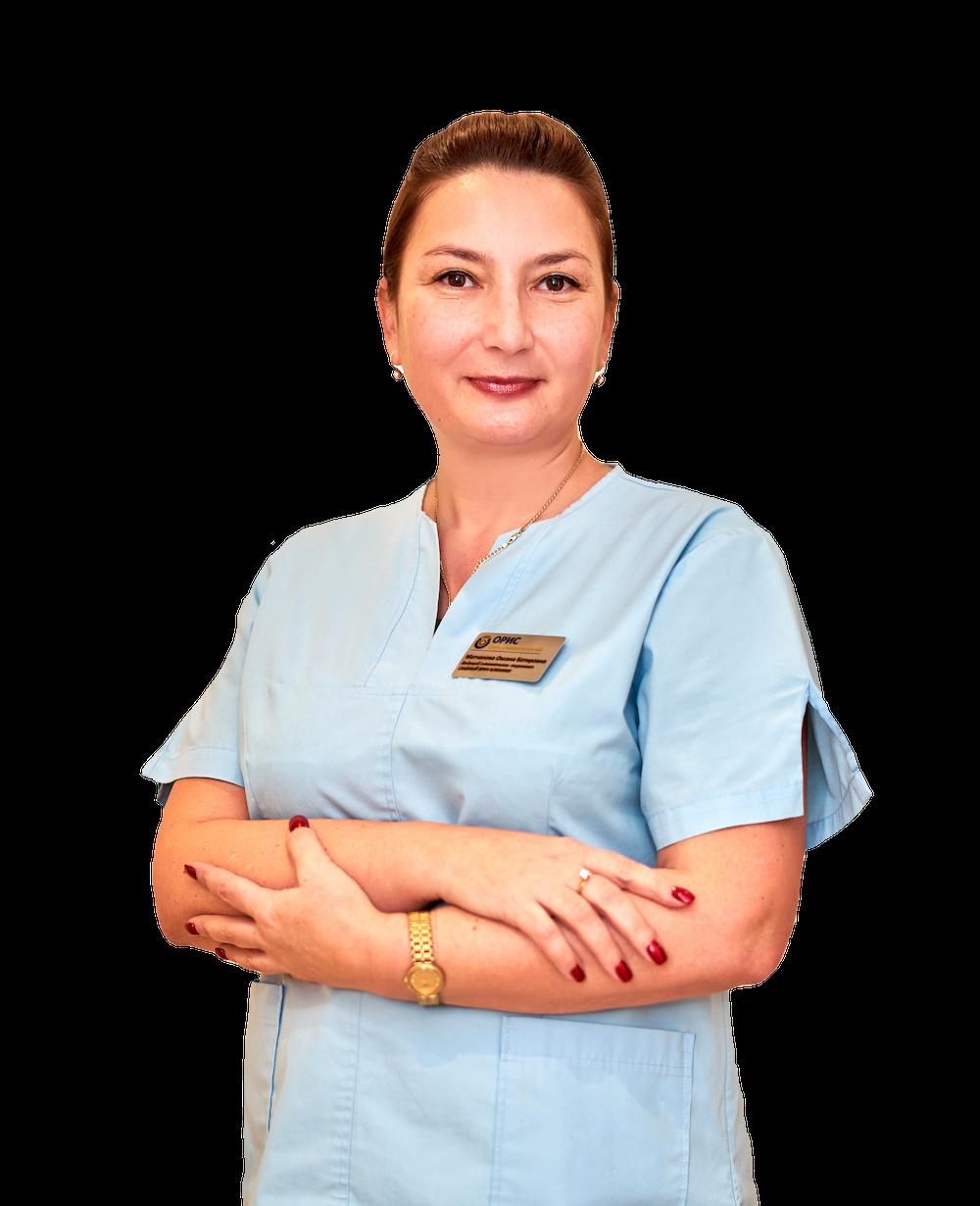 Матчанова Оксана БатыроваСтоматолог - терапевт, пародонтолог